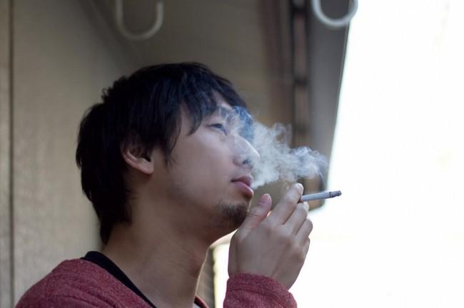 タバコによる原因