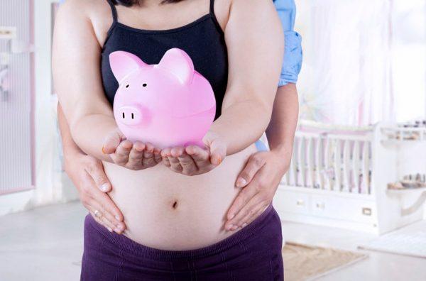 出産費用の平均相場は