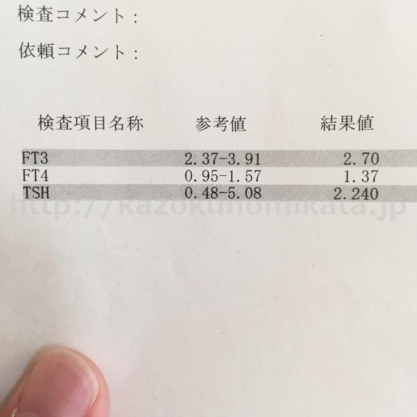 不育症検査 TSH