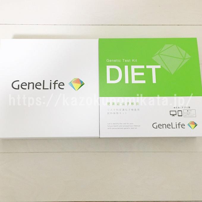 ジーンライフの肥満遺伝子検査