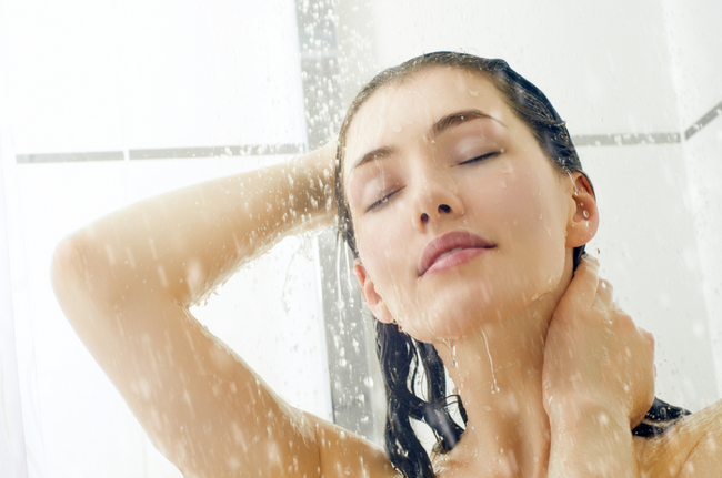 低体温 原因 シャワー