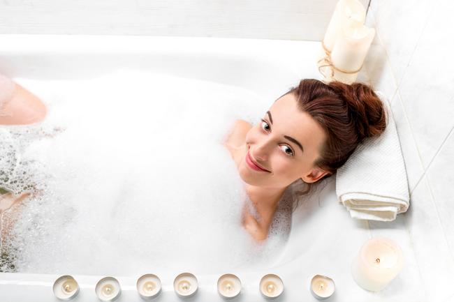 低体温 改善 入浴