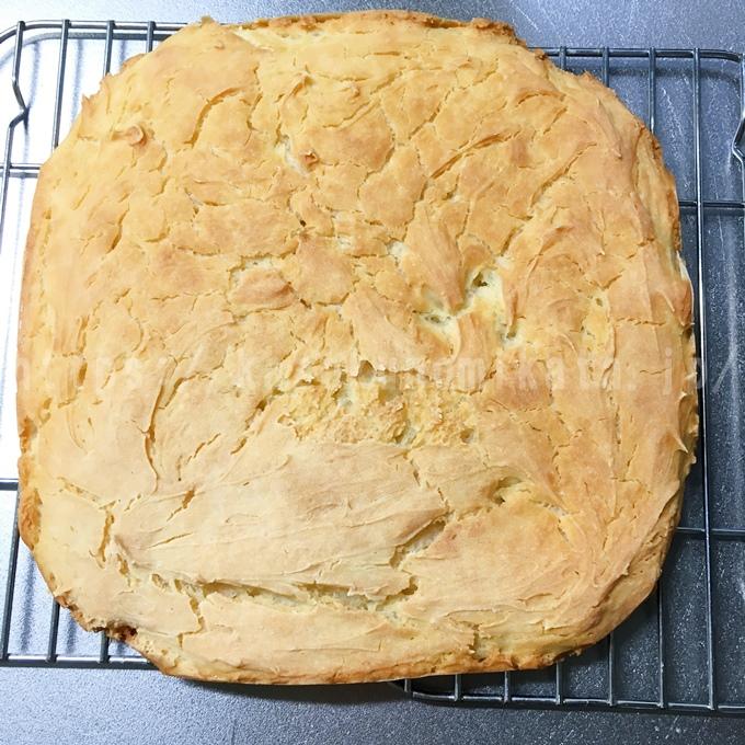 犬用手作り米粉パンの作り方