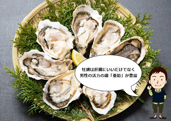「レバリズム-L」 牡蠣エキス